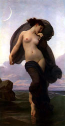 William Bouguereau - Le Crepuscule (Abendstimmung)